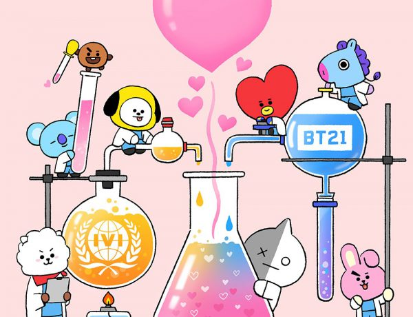 BT21: Protect You by LINE x IVI